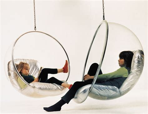 Scopri Poltrona Bubble Chair -poltrona Sospesa