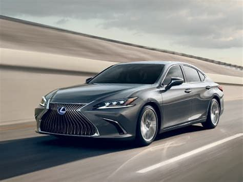 lexus es  redesign   cars