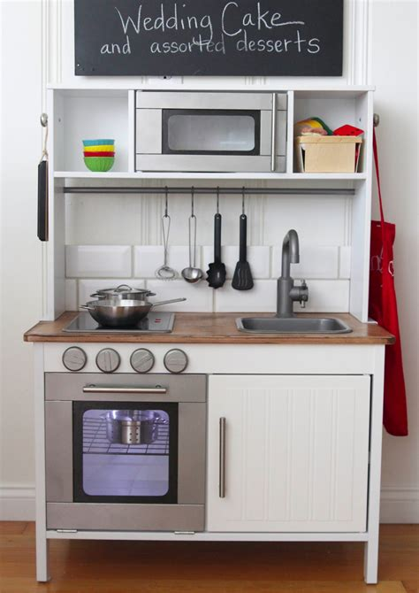 Attractive Image Of Ikea Duktig Mini Kitchen  Coolhousy