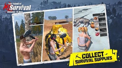 island  survival unknown  days full   apk data  android