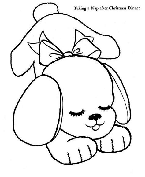 Puppy Coloring Pages - Bestofcoloring.com