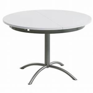 Table Pied Central Extensible : tables cuisine ronde pied central cuisine comparer les ~ Teatrodelosmanantiales.com Idées de Décoration