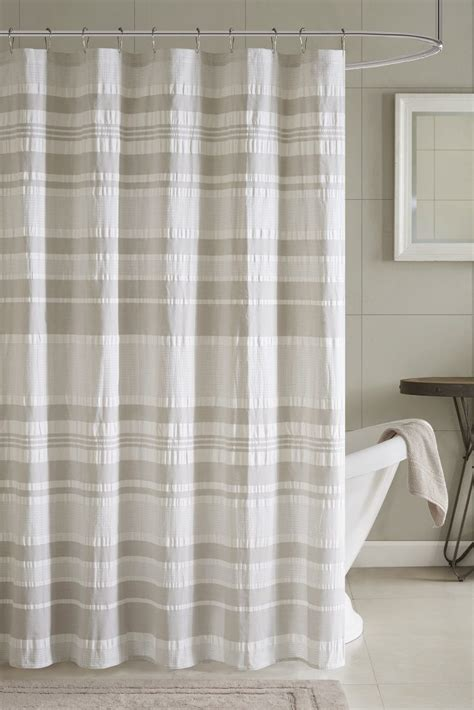 can i use a shower curtain as a window curtain 5 tips on using cloth shower curtains overstock