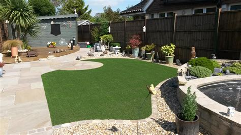 amazing back gardens work completed in 2014 amazing transformations first class grass
