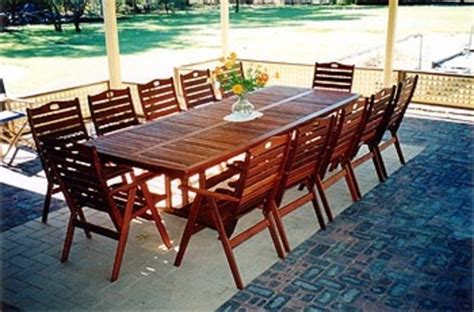12 seater outdoor table fairlie table 12 seater timber outdoor furniture perth