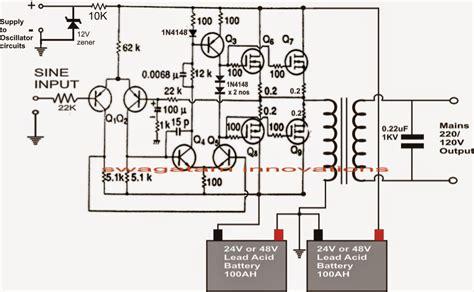 Make This Kva Watts Pure Sine Wave Inverter