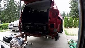 2015 Jeep Renegade Trailer Hitch Installation
