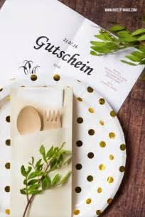 gutschein hochzeitstag diy restaurant gutschein kreativ als geschenk verpacken nicest things bloglovin