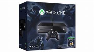 New Xbox One Bundle Packs In Halo The Master Chief
