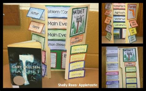 creative book report ideas   grade  subject