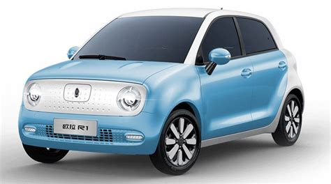 Cheapest All Electric Car by China S Great Wall Motor Debuts Ora R1 The World S