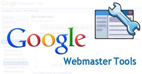 introduction to web master tools rani seo analyst