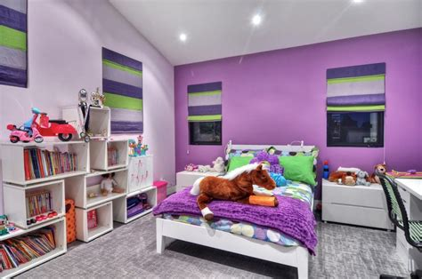 Cool And Colorful Bedroom Ideas