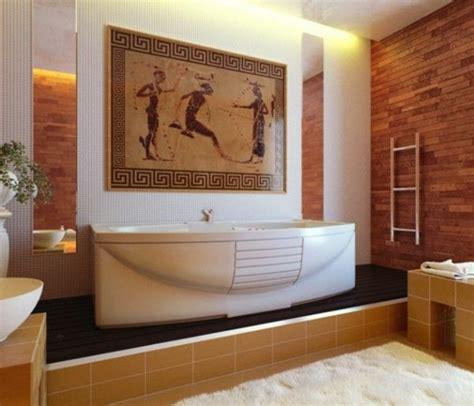 d 233 co salle de bain grecque exemples d am 233 nagements