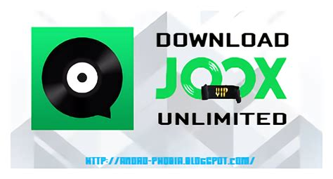 Joox Mod Vip Unlimited, Mau?