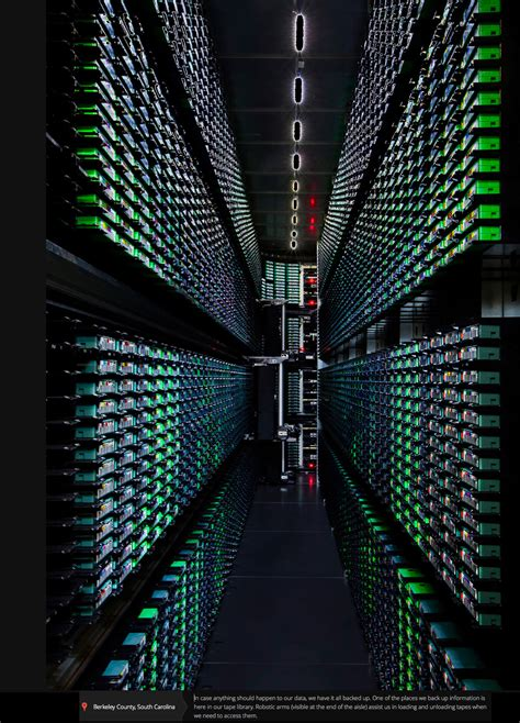 google data center pictures year  review