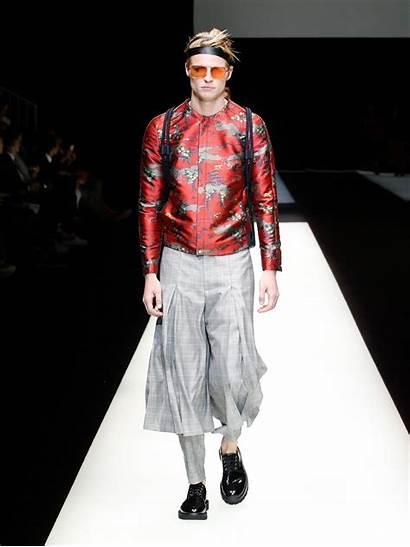 Armani Summer Emporio Spring Trends Mens Milan