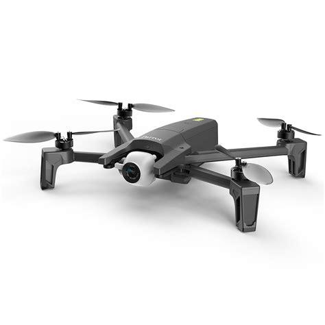 parrot anafi  drone qui supporte la   le hdr