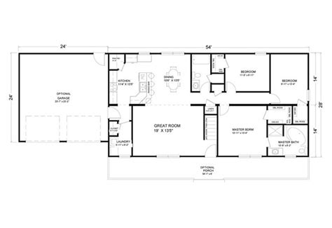 sq ft ranch floor plans advanced systems homes