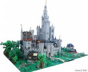 Medieval LEGO Castle Moc
