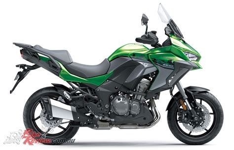Kawasaki Versys 650 2019 by Model Update 2019 Kawasaki Versys 1000 Se Bike Review