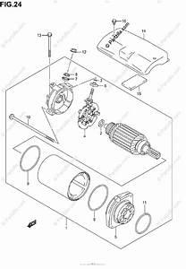 Suzuki Motorcycle 2005 Oem Parts Diagram For Starting