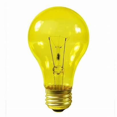 Bulb Yellow Watt Bulbs Transparent Satco Volt