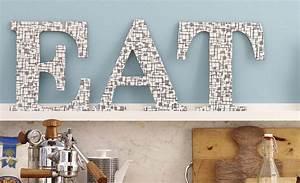 Dekotipps Selber Machen : deko buchstaben selbst machen dekorieren ~ Whattoseeinmadrid.com Haus und Dekorationen
