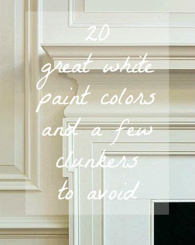 my top 20 best shades of white paint colour paint