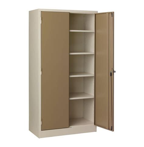 Stationary Cupboard by Steel Stationery Cupboard Ivory Karoo Lowest Prices