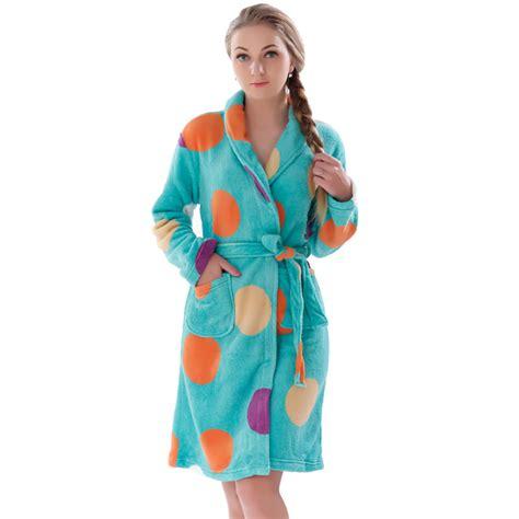 robe de chambre leopard femme peignoir femme chaud