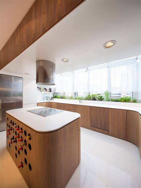 hungarian loft apartment decor design   simple