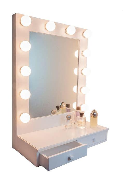vanity desk with lighted mirror best 25 lighted vanity mirror ideas on pinterest vanity