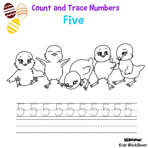 preschool worksheet number 5 preschool best free