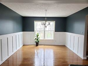 Dining, Room, Board, And, Batten, Tutorial, U2013, Blessings, On, Brierhill