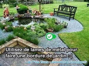 Bordure De Jardin Metal : 11 superbes bordures de jardin que vous aimeriez bien ~ Dailycaller-alerts.com Idées de Décoration