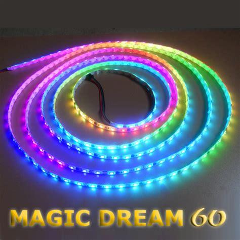 ruban led chambre ruban à leds programmable magic 60 deco led eclairage
