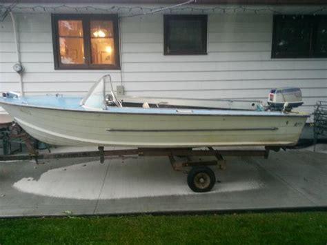 1969 Starcraft Aluminum Boat 1969 starcraft aluminum boat east