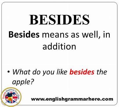 Sentences Example Conjunctions Detailed Expression Grammar Conjunction