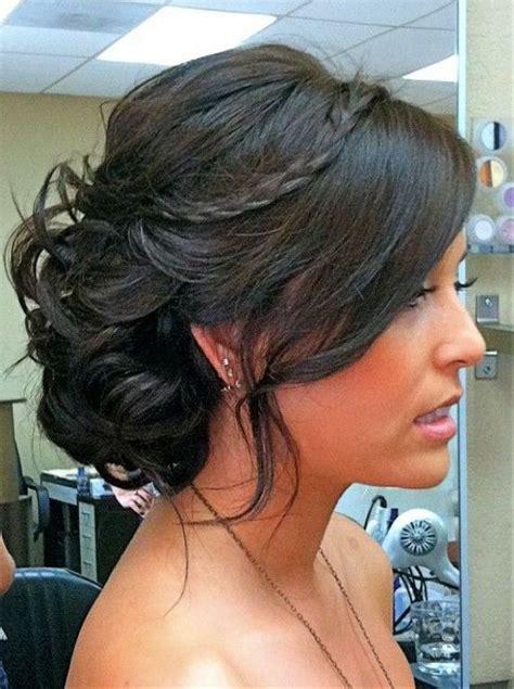 wedding updos  fine medium length hair wedding hair