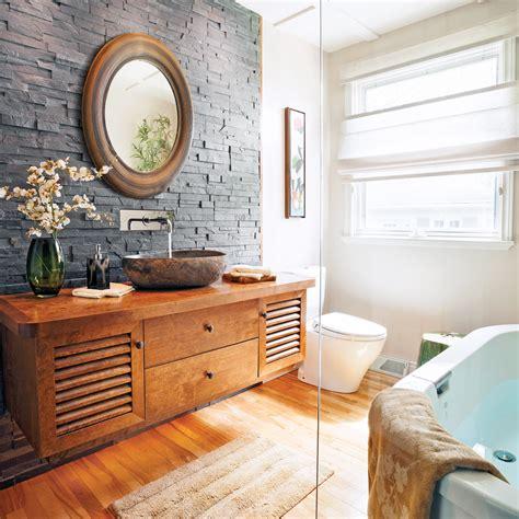 esprit zen dans la salle de bain salle de bain inspirations d 233 coration et r 233 novation