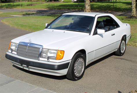 More importantly the 300 ce coupe built from 1990 through 1993 with the 24 valve 3.0 was highly successful and is an incredible drivetrain. 30k-Mile 1991 Mercedes-Benz 300CE for sale on BaT Auctions - closed on November 14, 2018 (Lot ...