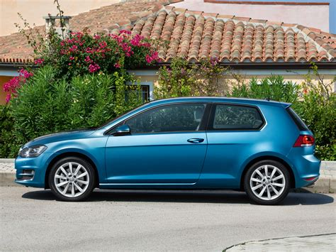2019 Volkswagen Golf Mk Vii Uk Version  Car Photos