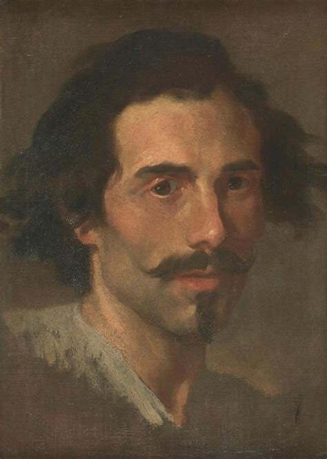 'self-portrait'. 1635 - 1638. Oil On Canvas. Painting by ...