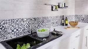 carrelage cuisine des modeles tendance pour la cuisine With sol gris quelle couleur pour les murs 11 choisir un sol noir les bons conseils
