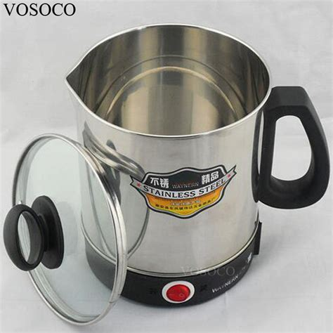 VOSOCO Boiling water heater Multi function TRAVEL KETTLE