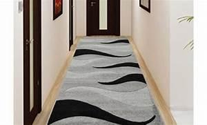 tapis couloir cuisine naturelle With tapis couloir avec canapé déhoussable pas cher