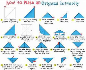 How to Make an Origami Butterfly Cool2bKids