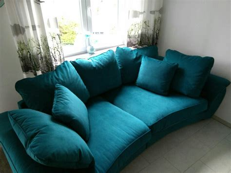 Landscape Big Sofa by Big Sofa Samt Big Sofa Inkl Kissen Samt Stoff