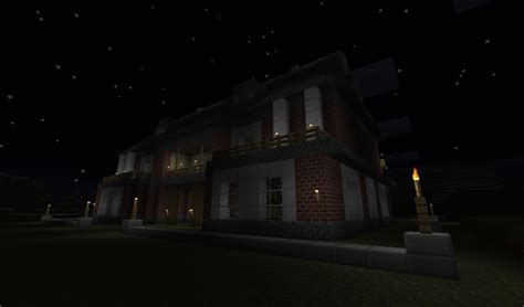 mansion house minecraft project